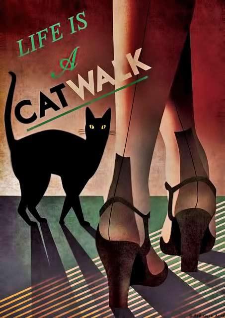 art-deco-bauhaus-poster-print-vintage-1930s-cat-by-redgatearts