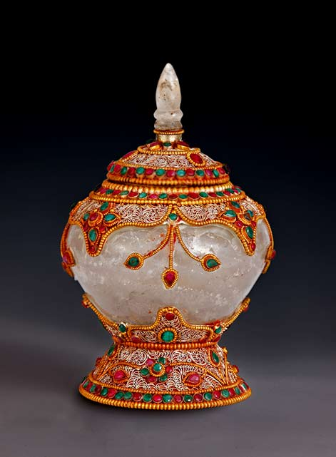 buddha-saria-stupa-inner Kingold Museum