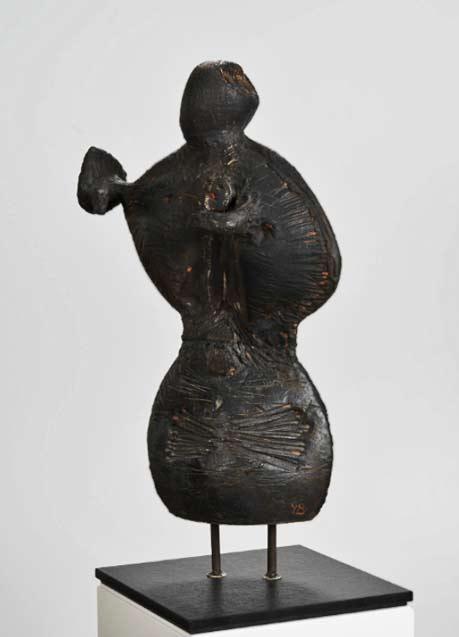 Gordon-Baldwin-Warrior,-1950s-International-Ceramics---Erskine-Hall---Coe