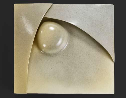 Ruth-Duckworth-Wall-piece-2006---International-Ceramics---Erskine-Hall---Coe