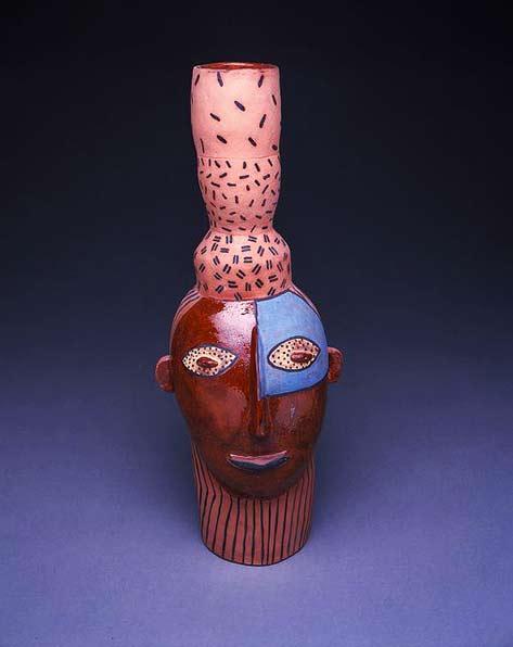andrea-gill-tall head vase