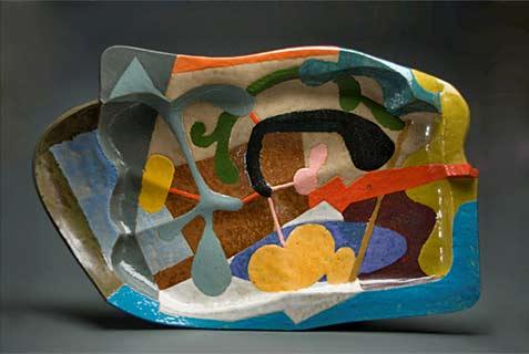 john-gill-polychrome-radish-platter-2010-stoneware-16-x-22-x-5-in-photo-brian-oglesbee