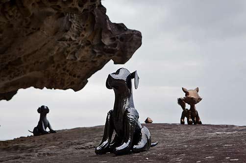 petra-svoboda-the-commodification-of-imagination-sculpture-by-the-sea-bondi-2012