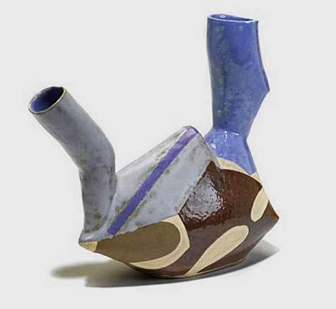 sculptural-ewer-by-john-gill-on-artnet sculptural-ewer-1990