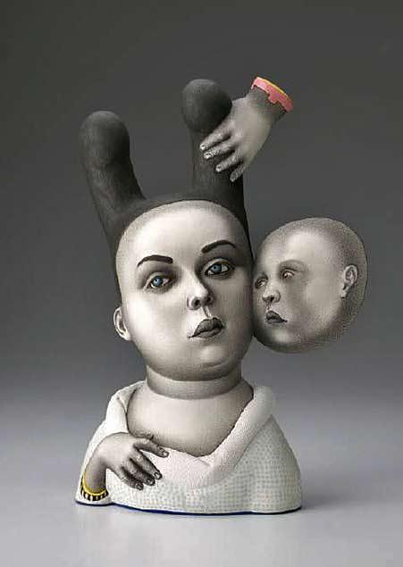 sergei-isupov_influence sculptur bust