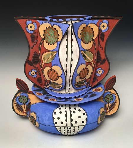 mithila-basin-andrea-gill ceramic art