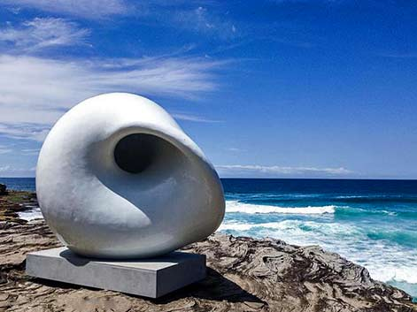 sculpture-by-the-sea-bondi Arissara Reed, 'Acoustic Chamber'