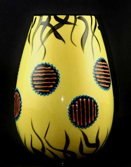 african-ceramic-vase-yellow-handcrafted-in-south-africa-handcrafted-in-a-south-african-township-vase-by-a-xhosa-artists-project