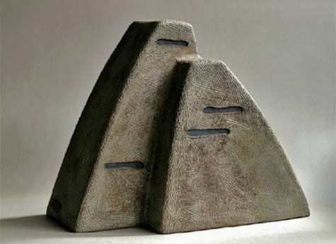 catherina pagina ceramic contemporary sculpture