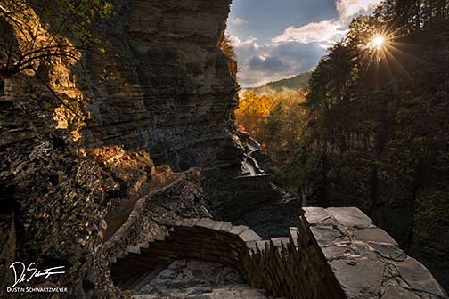 dustin-schwartzmeyer photo of a ravine