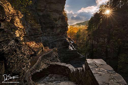 dustin-schwartzmeyer photo of a ravine