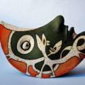 Inna-Olshansky sculptured head