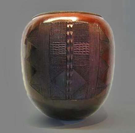jabu-nala ceramic vessel Zulu