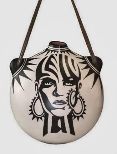 virgil-ortiz-ceramic-face-motif-canteen