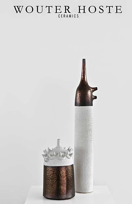 wouter-hoste-snowfluff-series-ceramic vases/bottles