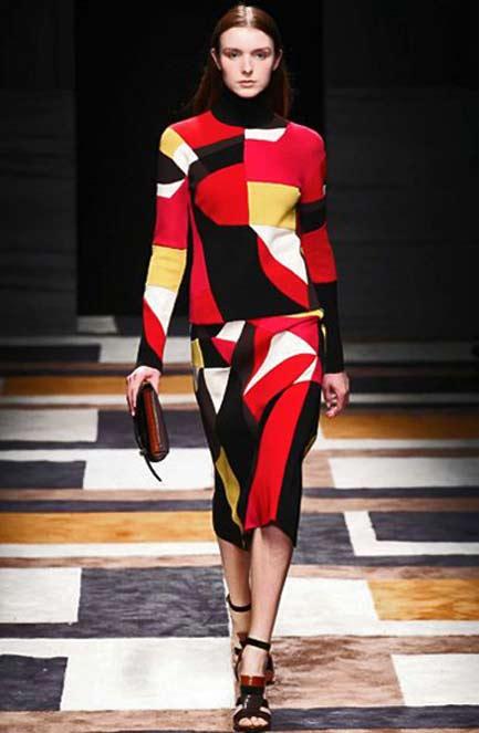 delaunay and futurist style meets designer Salvatore Ferragamo