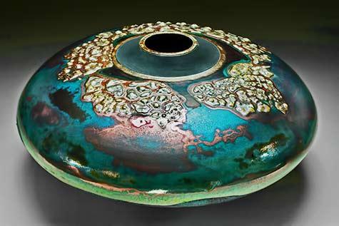 steven-forbes-desoule_raku vessel wild-hope-art-gallery