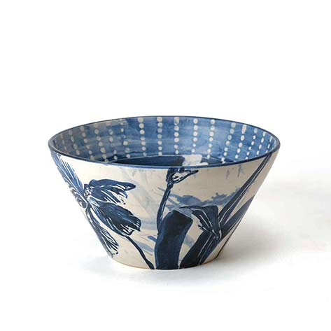 Chantal-Cesure ceramic bowl
