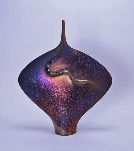 Joan-Carrillo contemporary ceramic vessel