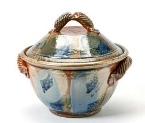 Suzy-Atkins ceramic soup tureen