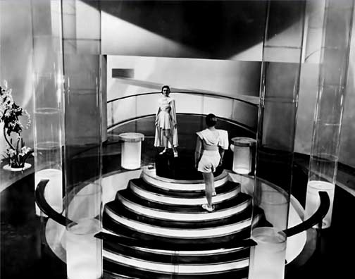 art deco future movie