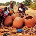African Pottery Arts Traditional Contemporary
