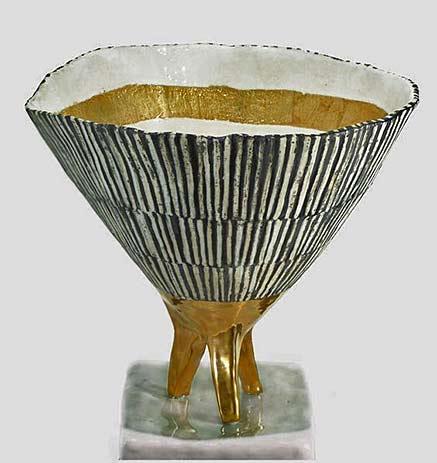 Brenda-Holzke-porcelian flared cup