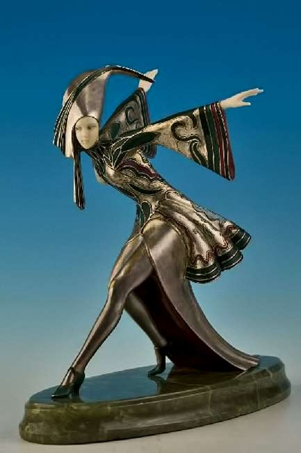 Gerdago---Silver Dancer----1920