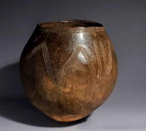 Burkina-Faso-pottery