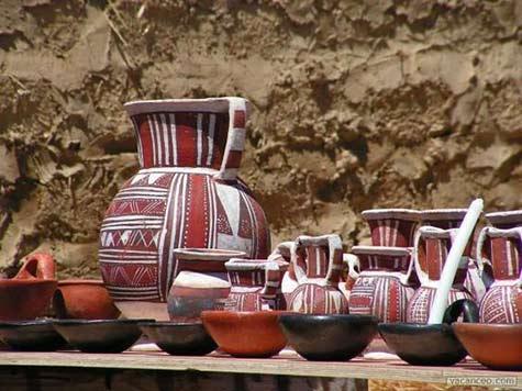 Nigerian pottery