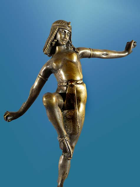 art-deco-dominique-alonzo-danseuse-egyptienne-statuette