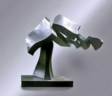 Eds-Dance_Hans-van-de-Bovenkamp - abstract metal sculpture