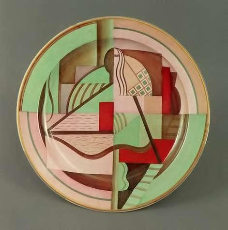 Alexander-Belcova.- ceramic plate