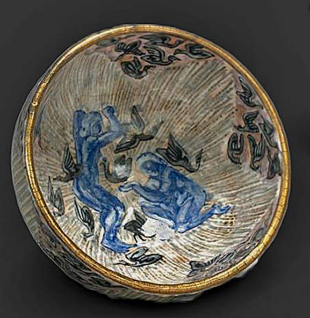 Andre Methey-ceramic bowl