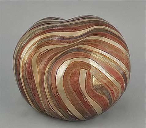 Shamai Sam Gibsh Sttoneware Terra Sigillata