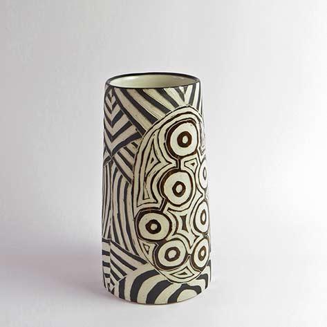 Derek Jungarrayi Thompson,-Ernabella Ceramics