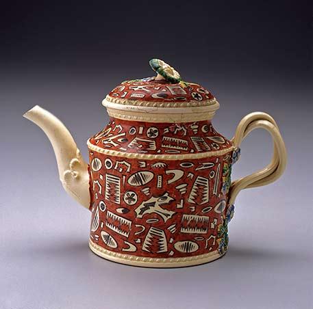 1785 teapot