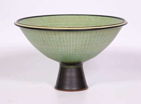 Harrison-McIntosh-Pedestal-Bowl