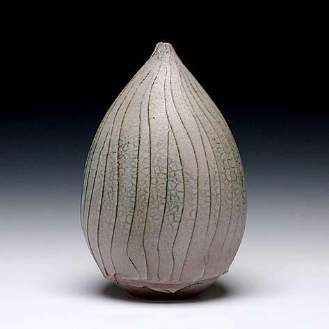 Nicholas-Bernard-Schaller-Gallery tear drop vessel