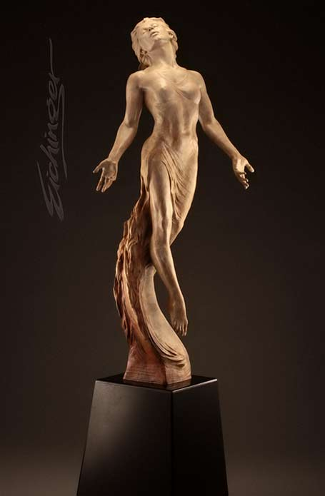 One With the Universe by Martin Eichinger at Quent Cordair Fine Art The Finest in Romantic RealismOne With the Universe