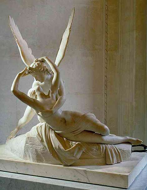 Psyche-Revived-by-Cupid's-Kiss-(Louvre)-(1797)