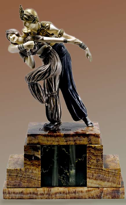 Demetre-Chiparus-russian-dancers-sculpture