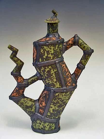 Steel-Plated-Teapot Scott Dooley