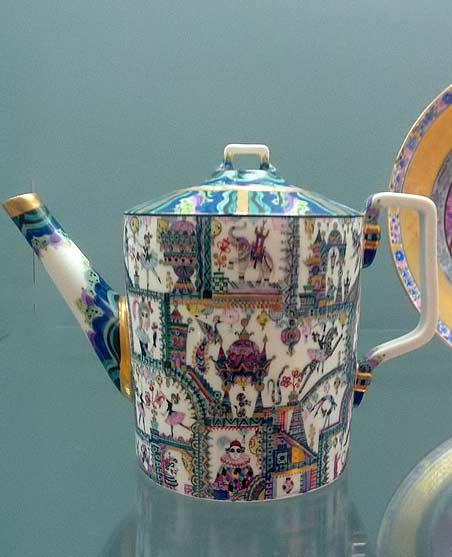 Vorobiev teapot
