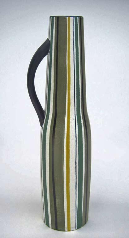 Ziegler-Tall-Floor-Vase VINTAGE-ORIGINAL-60's