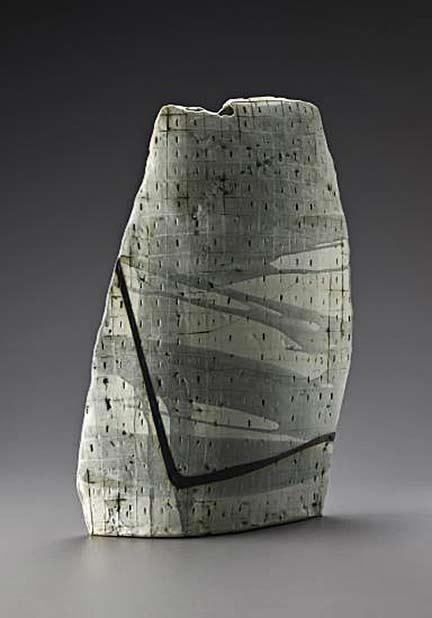 CEramic sculpture - Cloud-2',-1996-Gordon-Baldwin