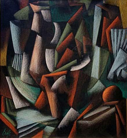 Corrado-Cagli-abstract art
