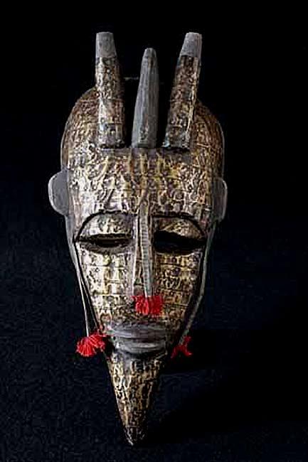 Bambara-Mask---Mali,