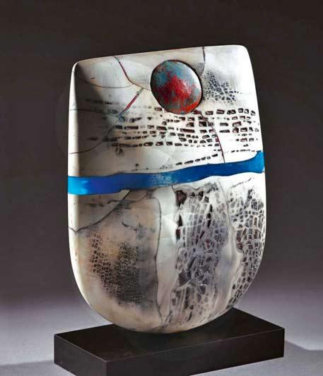 Peter-Hayes ceramic sculpture