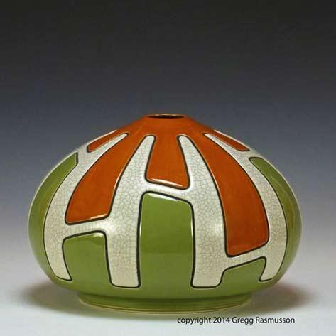 Gregg-Rasmusson ceramic vessel